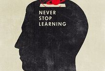Learn sth new! / Self-improvement, psychology, learning, general knowledge info graphics, languages.