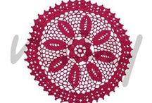 Crochet Doilies by nay / All handmade