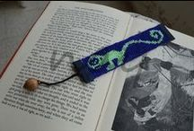 Bookmarks by nay / All handmade