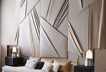 arredamento pareti 1 boiseries superfici / boiseries, piastrelle, mosaici, pitture murali, stencil