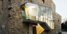 architetture contemporanee - artistiche - moderne / architetture - contemporanee - artistiche - moderne - strutture