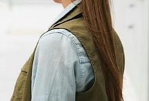 Fashion - vests