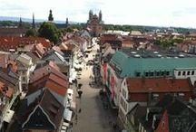 Où nous sommes? Speyer...