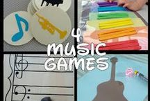 Music Activities for Young Children
