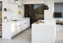 """Vida / Das grifflose Küchenmodell Vida, spanisch für """"Leben"""", vereint, wofür ewe steht: geradliniges Küchendesign, hohe Funktionalität und eine hochwertige Verarbietung."""