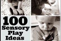 Sensory Bins for Young Children