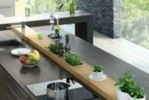 Küchen Inspiration / Küchenplanungen und Raumkonzepte