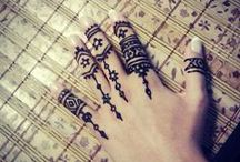 Mehndi Henna Tattoo by nay