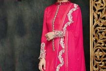 Party wear Suits / Party wear Salwar Suits, Anarkali and Bollywood style Indian ethnic wear Dresses