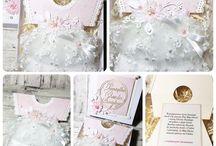 Kartki dziecięce baby hand made cards / Kartki z okazji narodzin i urodzin dzieci https://m.facebook.com/KastelOfArt/