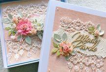 Kartki ślubne wedding cards / Kartki z okazji ślubu
