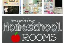 Homeschool Room / Decorate your study area is one of the most exciting and troublesome.  We are glad that we got pinterest, so we can share our ideas.