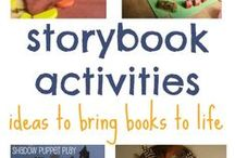 Books based Lessons and Activities
