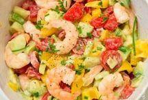 Recettes Salades/ Soupes