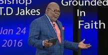 T.D. Jakes Sermons / All sermons of the famous preacher TD Jakes. Daily Updates