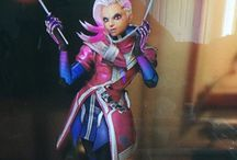 Sombra virus skin cosplay / My evolution of my virus sombra cosplay
