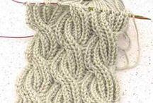 Knitting patterns - stitch