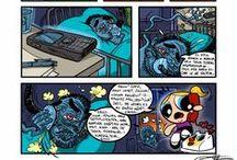 Fritzbook comics