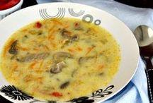 Soups / Retete de supe si ciorbe (http://lecturisiarome.ro)