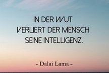 Zitate & Spruchbilder / Worte sind der Seele Bild ... Zitat: Johann Wolfgang von Goethe
