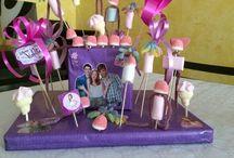 Cumple princesa / Cumpleaños de violeta