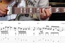 Jazz Guitar Lessons - Progression #1 - Blues in F / Jazz Guitar Improvisation - Jazz Guitar Lesson - Jazz Guitar Technique - Jazz Guitar Lick - Blues in F