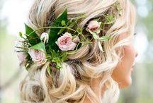 Vintage Wedding Hair | Topazery / Vintage inspired hairstyles