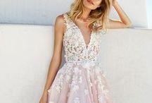 Vintage Wedding Dresses | Topazery / Elegant vintage and vintage inspired wedding dresses in gorgeous fabrics, with lace and feminine details.