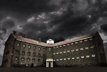 Geelong Gaol / THE DARKER SIDE OF VICTORIA'S HISTORY! Photos and information of our tours of the Old Geelong Gaol, in Western Victoria.  Robb Demerest stated this building was in his top 5 most haunted buildings in the world!