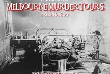 Melbourne Murder Tours / THE DARKER SIDE OF VICTORIA'S HISTORY! Join us on one of our Murder tours through Chinatown in Little Bourke Street or the streets and lanes of Carlton, Victoria