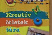 Creative ideas, handicraft / handicraft