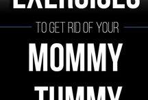 my mommy tummy - oefeninge