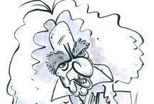 CARICATURES / Karikatúrák