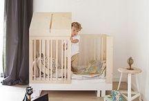 Decoración Madera Natural / decoración infantil en madera natural y blanco, inspiración nórdica para decorar dormitorios de niños.
