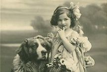 Vintage Wedding Pets / We love our pets! Visit this board for adorable pictures of vintage pets and ideas about including a furry friend in your vintage wedding.