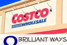 Costco Hacks / Do you like Shopping at Costco? Learn how to maximize your savings with these awesome Costco shopping hacks.