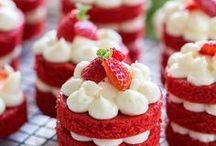 Sweet bites / Cupcakes, desert, design, delicious