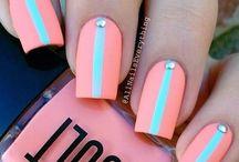super cute nails!!!! / by McClain Pierce