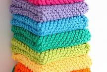 Je tricote et je couds!!