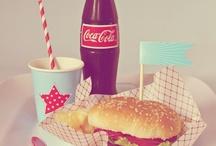 Pretty junk food
