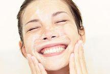 clean my face / by McClain Pierce
