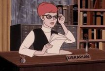 Love Your Library/Librarian
