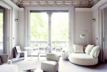 Interiors / by Jack Sparrow