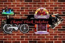 Chapel Flock Jukebox / Christian Music; Jazz, Contemporary, Modern, Classic, Oldies, Doo Wop, Rock, Worship teams,Acoustic, Techno..... / by Chapel Flock