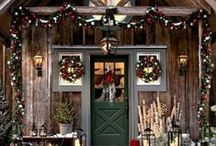 Christmas Decor Ideas - Outdoor / by gingergirl53