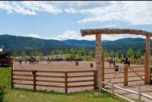 r a n c h i n ' / western, ranch