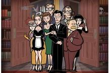 Clue. / The greatest film of all time!!! / by Andrea Klingenberg