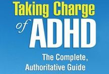 Recommended books, ADHD / Recommended books on ADHD
