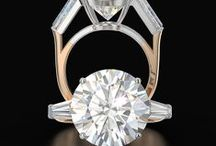 Beautiful Diamonds / Collection of beautiful diamonds and designs.