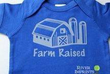 I wanna be a FARMER! / A collection of apparel and gifts for your future farmer!